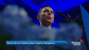 Patrick Brown slams news story of alleged sexual misconduct